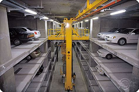 Automated Parking Garage Systems by Inspiring Automated Parking Garage 7 Car Parking System