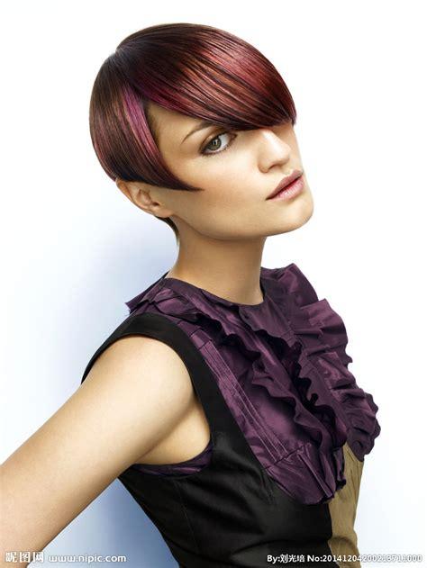 Tony And Guys Ladies Short Hairstyles | 美容美发图片摄影图 女性女人 人物图库 摄影图库 昵图网nipic com