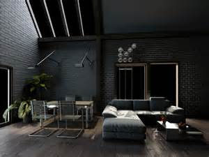 Dark Grey Living Room Walls 78 Stylish Modern Living Room Designs In Pictures You Have
