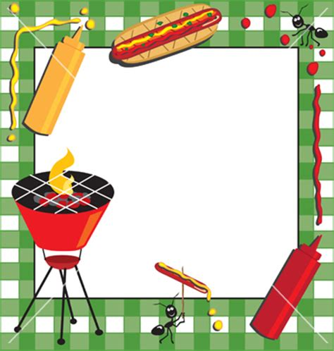 barbecue invitation template free invite blank bbq cookout x9jpg pictures