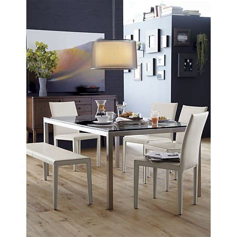 new dining room sets crate and barrel light of dining room 25 best images about kitchen dining room on pinterest