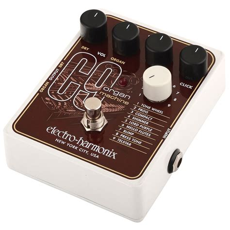 Electro Harmonix C9 Organ Machine electro harmonix c9 organ machine 171 guitar effect