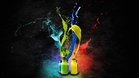 colors splash splash of colors wallpapers hd wallpapers