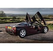 McLaren F1 Rare Burgundy Sold June 2015 Cars
