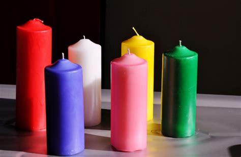colori candele avvento antica cereria eredi cav de rosa
