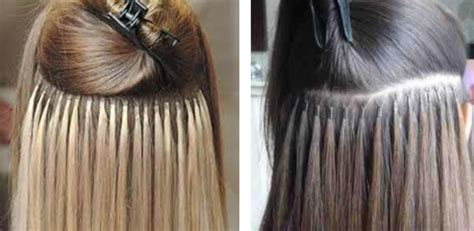 photos of types of hair extensions used for braids what are the different types of hair extensions