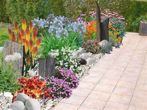 Bordure De Terrasse Fleurie fleurir une terrasse