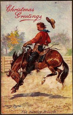 cowboy christmas cards images cowboy christmas western christmas christmas art