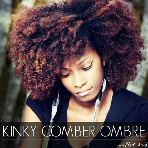 kinky comber coupon 2014 kinky comber ombre wefted hair fingercomber com