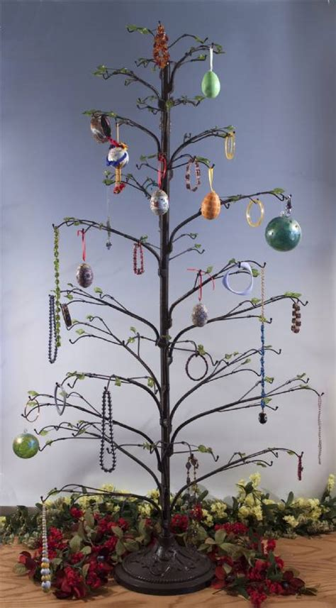 ornament trees wire twig 62 quot ornament trees christmas