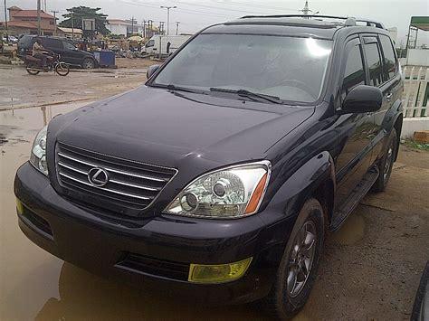 duke 08 toks lexus gx470 for 4 3m autos nigeria