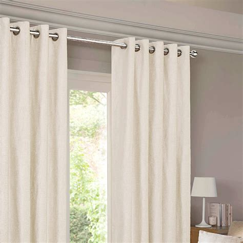 black and cream eyelet curtains balmoral cream eyelet curtains harry corry limited