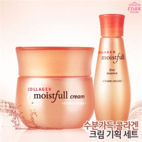 Etude House Moistfull Collagen Essence moistfull collagen essence water moisture