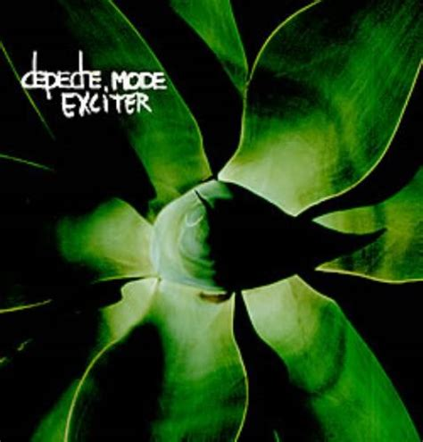 Catalog Covers by Depeche Mode Exciter Us Promo Display 258948