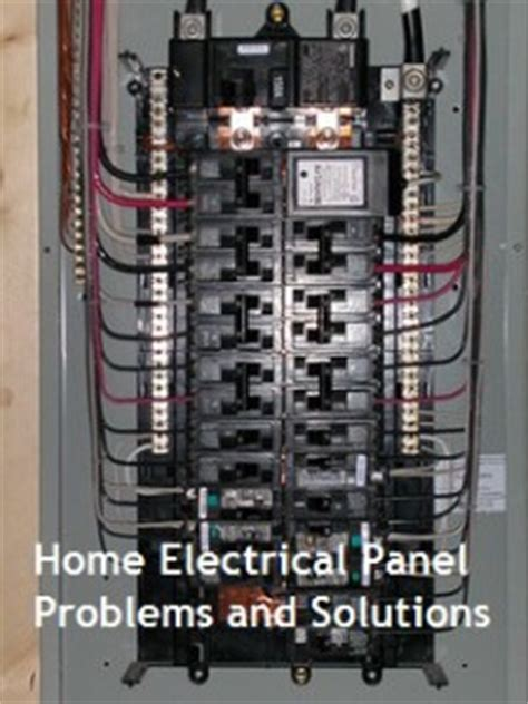 home wiring solutions guest post home electrical panel problems and solutions
