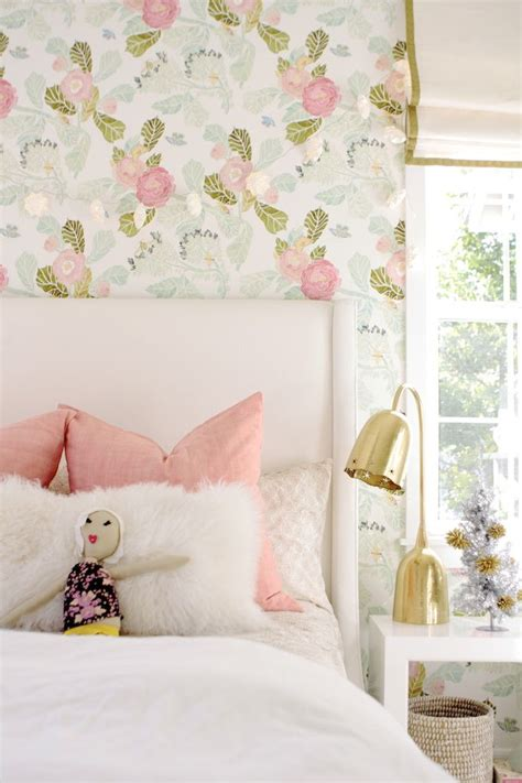 best 20 girls bedroom wallpaper ideas on pinterest
