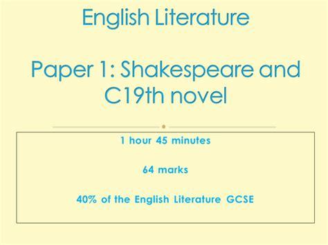 new gcse english literature new aqa gcse english literature paper 2 modern texts an inspector calls by sammie88