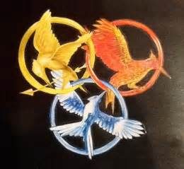 hunger games symbols by amezia on deviantart