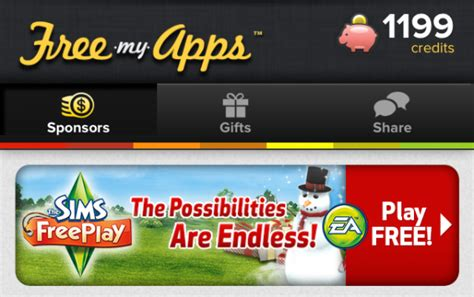 Best Free Gift Card Apps - free my apps gives you free apps and gift cards macmixing
