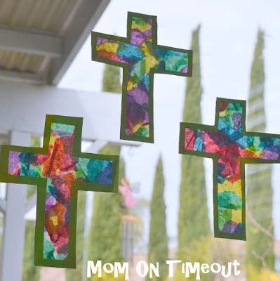 Tissue Paper Stained Glass Craft - 259 best church decorating images on