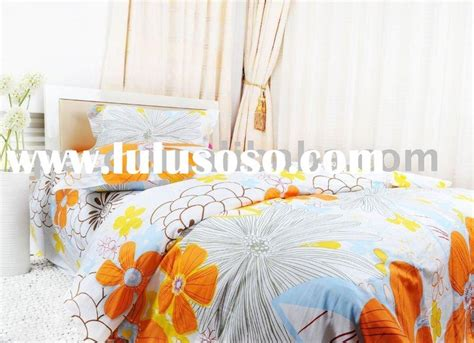 orange and white bedding orange and white bedding home and design pinterest