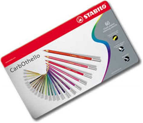 Wallpaper Stabillo pencils4artists stabilo carbothello chalk pastel pencils tin of 60