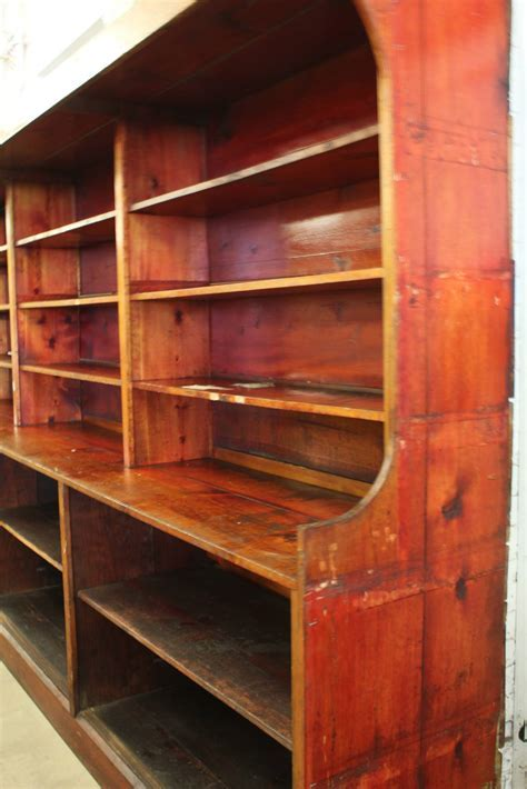 Antique American Department Store Shelves For Sale at 1stdibs