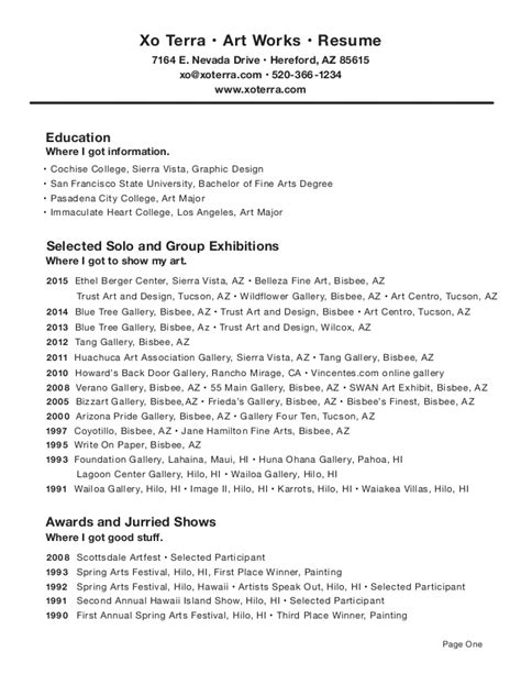 los angeles art gallery resume sales art lewesmr