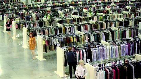 Wardrobe Shopping by America August 22 2012 City Walking Busy