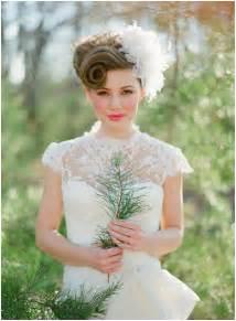 vintage hairstyles for weddings vintage wedding hairstyles best 2015