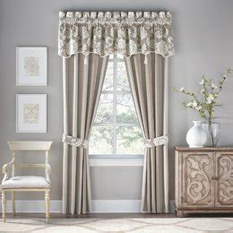 Drapery Valance Window Treatments You Ll Love Wayfair