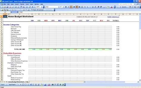 monthly bill spreadsheet template free laobingkaisuo com
