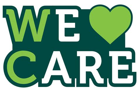 We Care by Title Ix At Wilmington College We Care