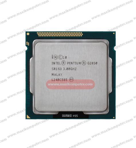 Processor Intel Dual G2030 3 0ghz Tray With Fan processor intel pentium g2030 bridge dual 3 0ghz lga 1155