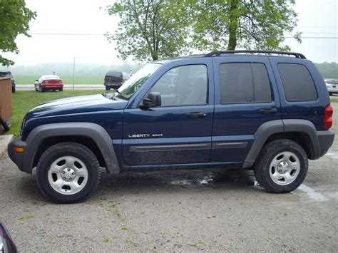 liberty jeep 2003 jeep liberty sport 4wd jeep colors