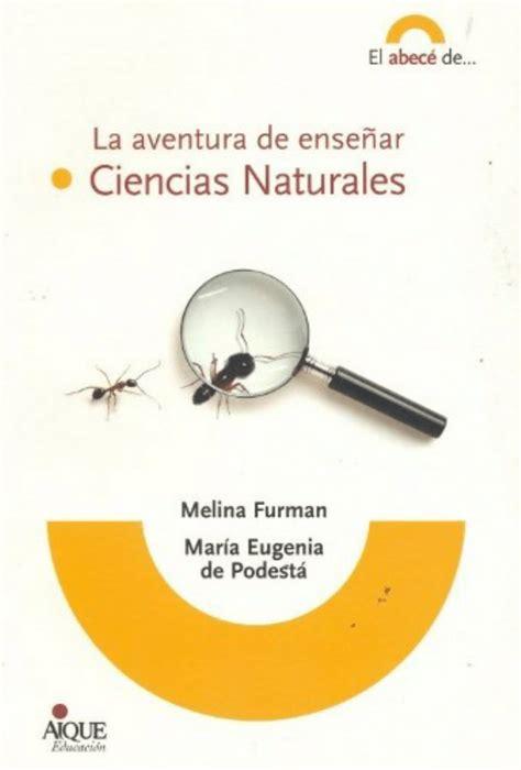 la aventura de ense 241 ar ciencias naturales pdf download available