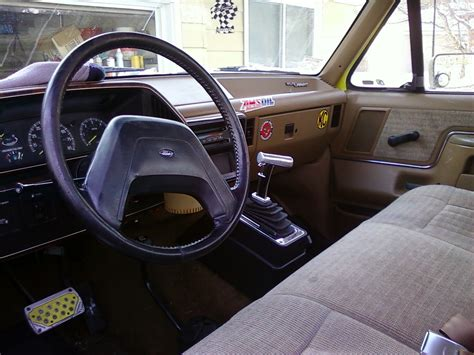 1988 Ford F150 Interior by Mnfordf150 1988 Ford F150 Regular Cab Specs Photos