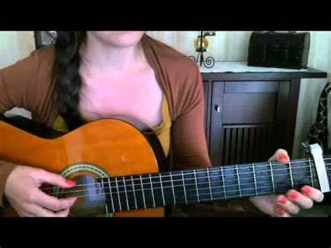 tutorial impossible guitar shontelle impossible tutorial gitarre guitar how to