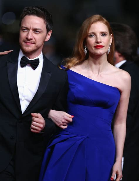 james mcavoy nails james mcavoy and jessica chastain the disappearance of