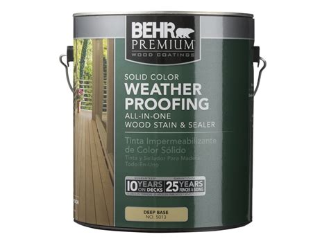 behr solid color waterproofing wood stain behr premium solid color waterproofing wood stain home