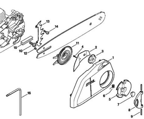 stihl chainsaw 026 parts diagram get 026 stihl parts diagram