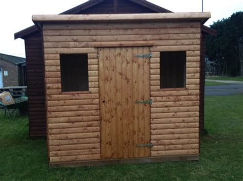 Sheds Newark by Pent Sheds In Lincolnshire