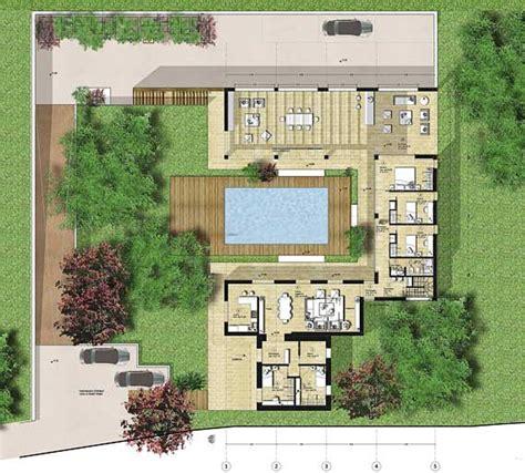 Progetto Villa Con Piscina by Villa Con Giardino E Piscina Gg Progetti