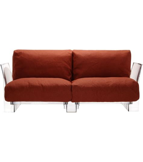 kartell couch pop outdoor ikon sofa kartell milia shop
