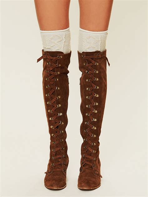 Duo Suede Color Rotelli Boots jeffrey cbell johnny boot in brown lyst