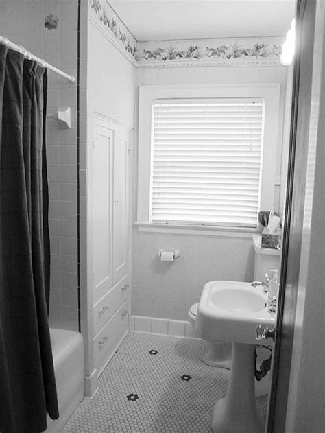 before after bathroom makeovers when a room s architectural details need restoring