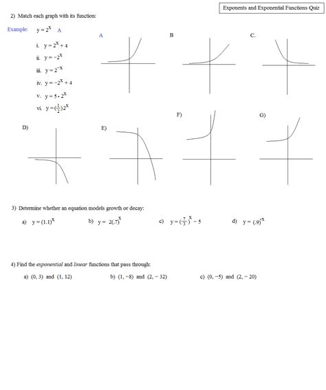Exponential Equations Worksheet by Exponential Equations Worksheet Abitlikethis