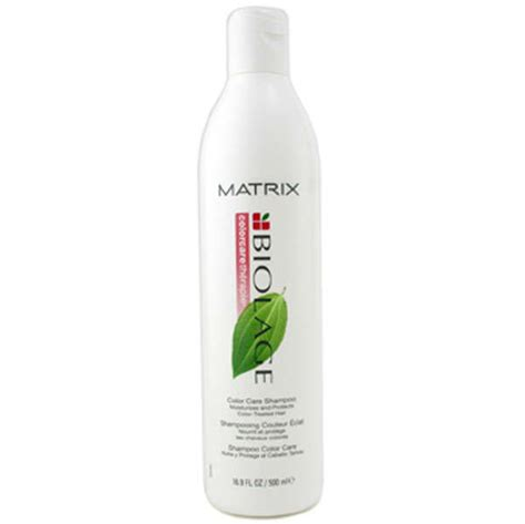 matrix biolage color care shoo biolage shoo color treated