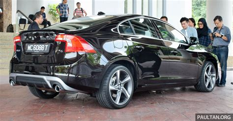 Volvo S60 Hp by Volvo S60 T6 Drive E Launched 306 Hp Ckd Rm280k Image