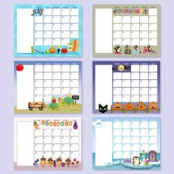Preschool Calendar Templates by Printable Calendar Template 2016 For Teachers Calendar